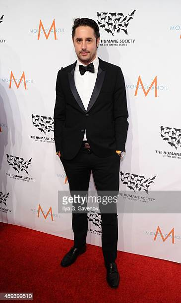 Prince Lorenzo Borghese attends 'To the Rescue New York' 60th Anniversary Gala at Cipriani 42nd Street on November 21 2014 in New York City