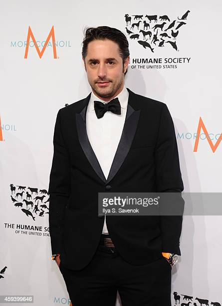"Prince Lorenzo Borghese attends ""To the Rescue! New York"" 60th Anniversary Gala at Cipriani 42nd Street on November 21, 2014 in New York City."