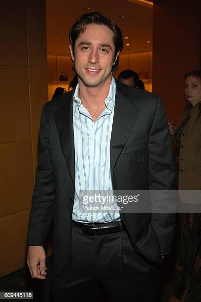 Prince Lorenzo Borghese attends Unveiling of TOD'S New U.S. Headquarters Hosted by Diego Della Valle Announcing the Appointment of Derek Lam to the...