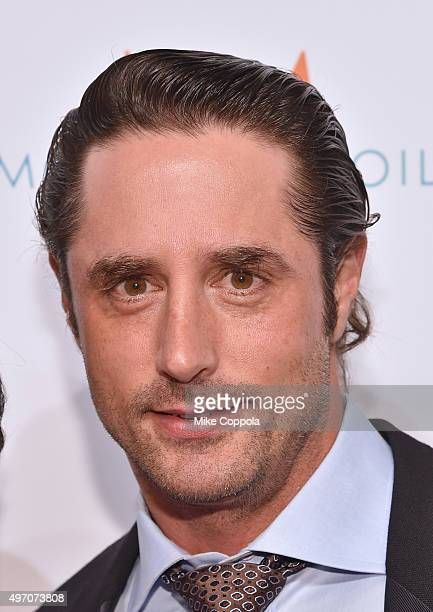 Prince Lorenzo Borghese poses for a picture during the 2015 To The Rescue New York Gala at Cipriani 42nd Street on November 13 2015 in New York City