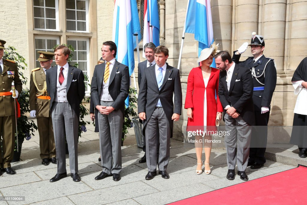 Luxembourg Celebrates National Day - Day Two