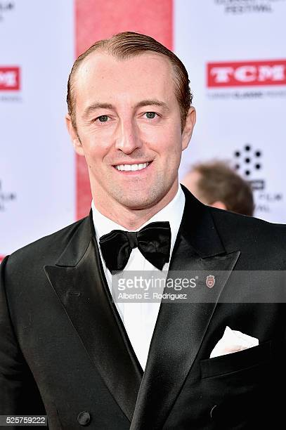 Prince MarioMax SchaumburgLippe attends 'All The President's Men' premiere during the TCM Classic Film Festival 2016 Opening Night on April 28 2016...