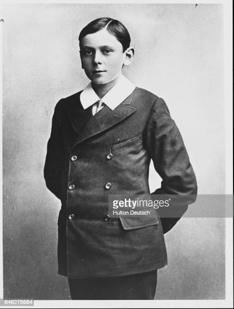 Prince Maurice of Battenberg a grandson of Queen Victoria of England