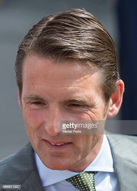 Prince Maurits of The Netherlands attends King's Day celebrations on April 26 2014 in Amstelveen Netherlands