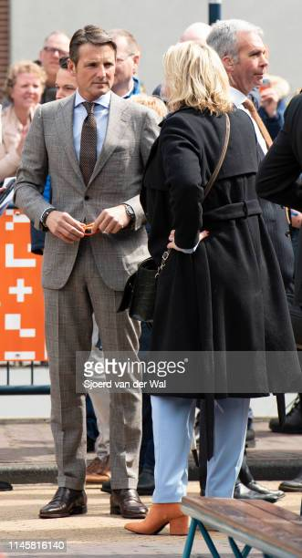 Prince Maurits of The Netherlands during the Kingsday celebrations on April 27 2019 in Amersfoort Netherlands Kingsday is a Dutch national holiday...