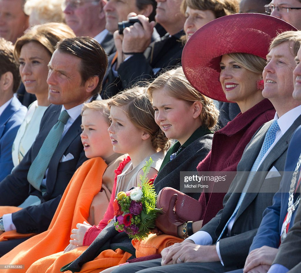 Dutch Royal Family Attends King's Day : ニュース写真