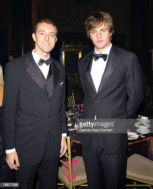 Prince Max of Schaumburg Lippe and HRH Prince Ernst August of Hanover