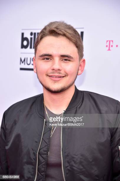 Prince Michael Jackson attends the 2017 Billboard Music Awards at TMobile Arena on May 21 2017 in Las Vegas Nevada