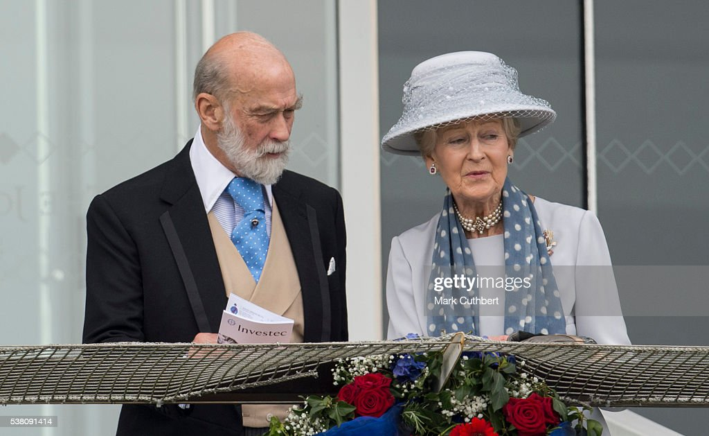 The Epsom Derby : News Photo