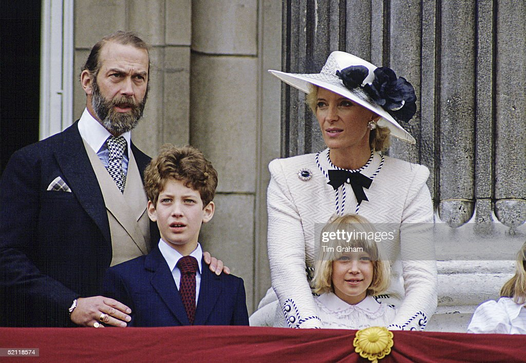 Michaels Of Kent And Frederick And Gabriella : News Photo