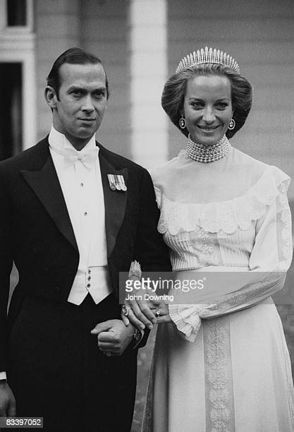 Prince Michael of Kent marries Baroness MarieChristine von Reibnitz in Vienna 30th June 1978