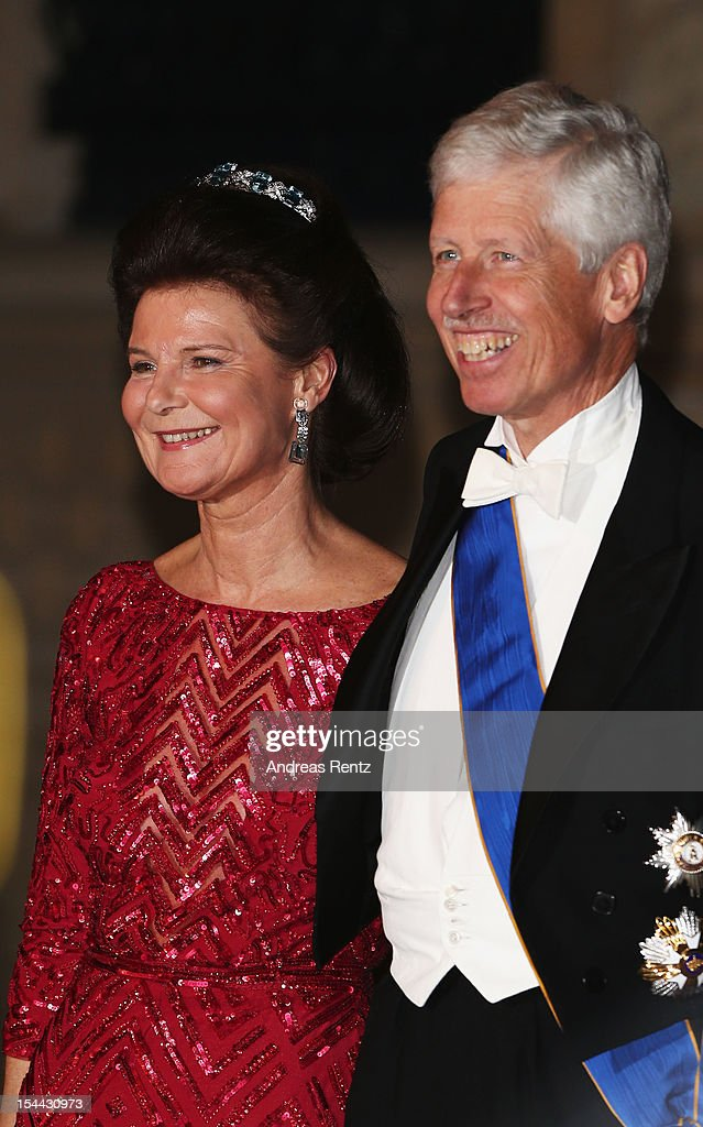 The Wedding Of Prince Guillaume Of Luxembourg & Stephanie de Lannoy - Gala Dinner : Nyhetsfoto
