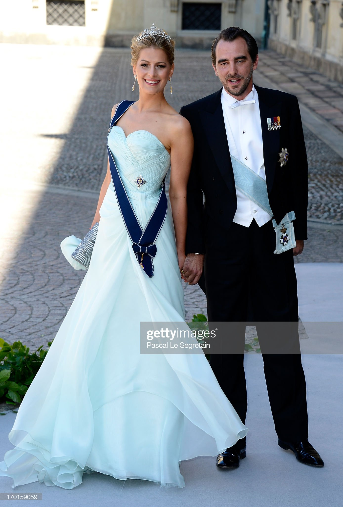 The Wedding Of Princess Madeleine & Christopher O'Neill : News Photo