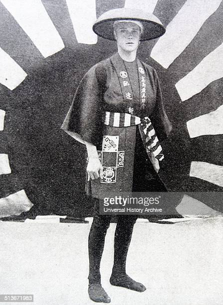Prince of Wales visits Japan in 1922