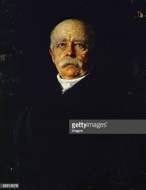 Prince Otto von Bismarck Prussian statesman instrumental in the creation of the German Reich He became the first chancellor of the new German Empire...