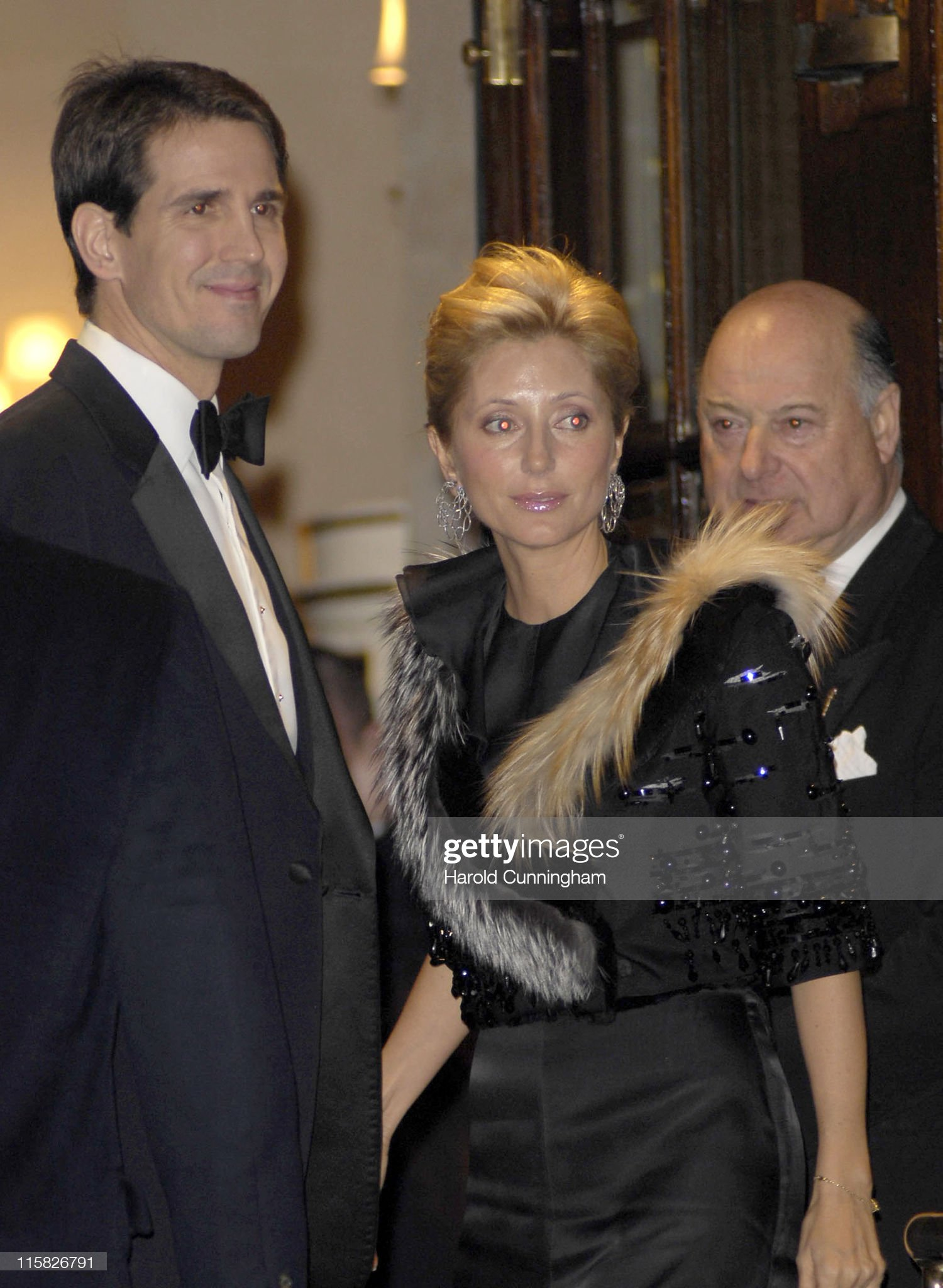 HRH The Queen's 80th Birthday Party - Arrivals - December 5, 2006 : News Photo