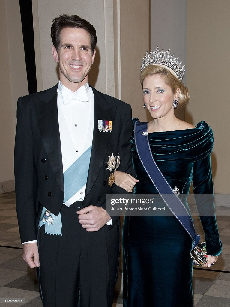Queen Margrethe Ii Of Denmark 40Th Jubilee : News Photo