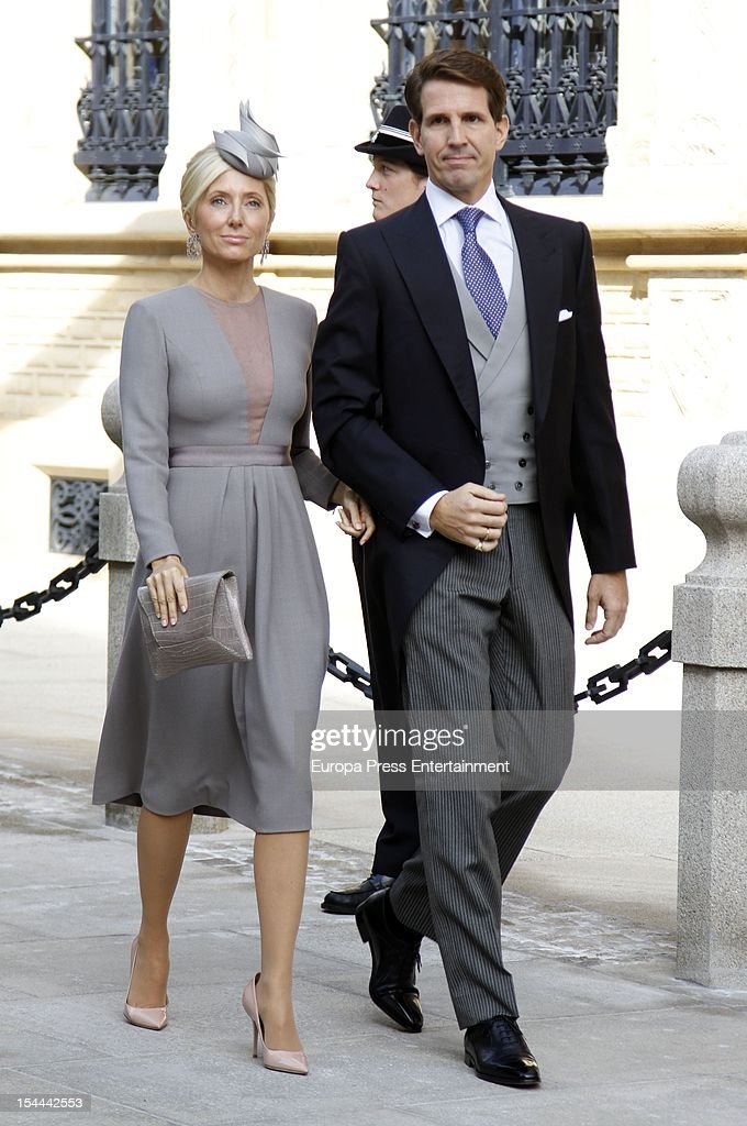 The Wedding Of Prince Guillaume Of Luxembourg & Stephanie de Lannoy : News Photo