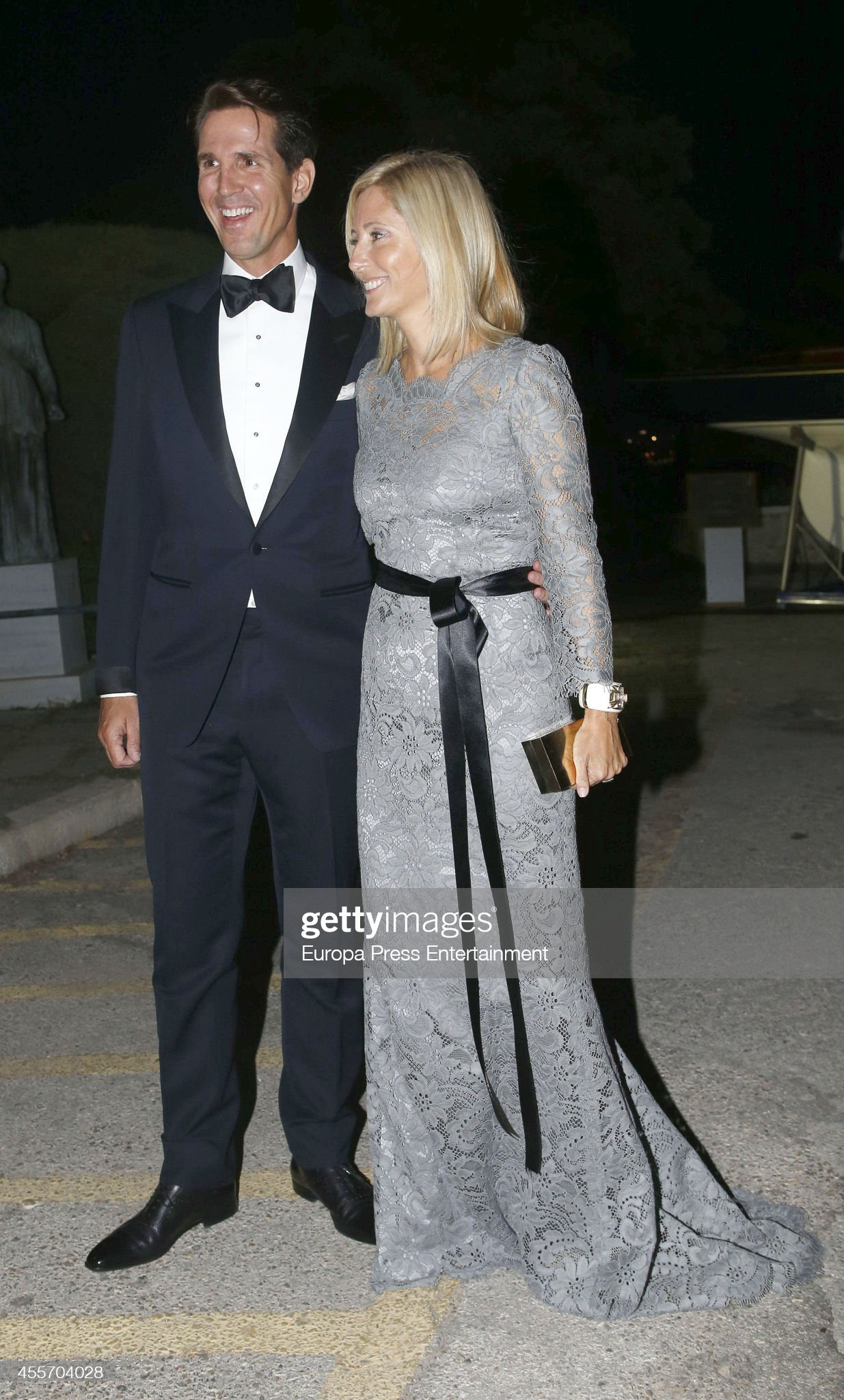 Golden Wedding Anniversary of King Constantine II and Queen Anne-Marie of Greece : News Photo