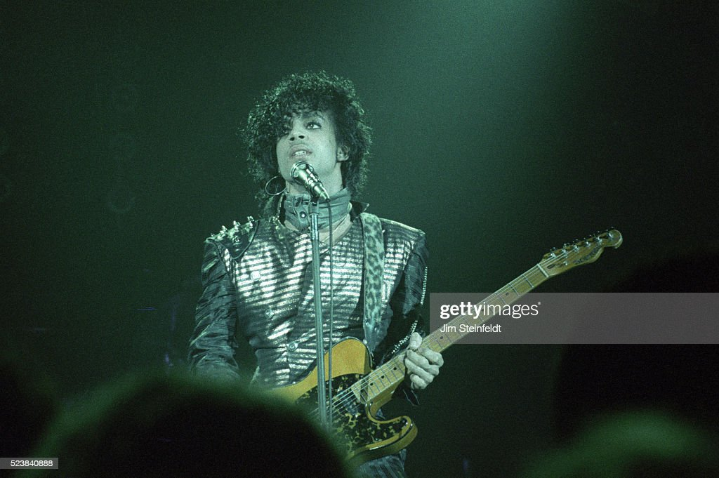Prince Performs In Minnesota : News Photo