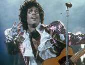 Prince performs live at the fabulous forum on february 19 1985 in picture id74290760?s=170x170