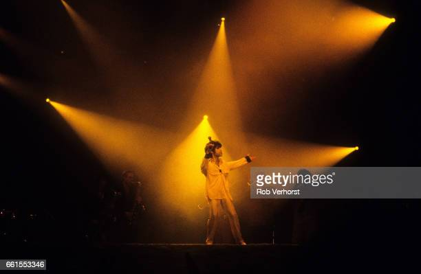 Prince performs on stage on Act II Tour Brabant hallen Den Bosch Netherlands 9th August 1993