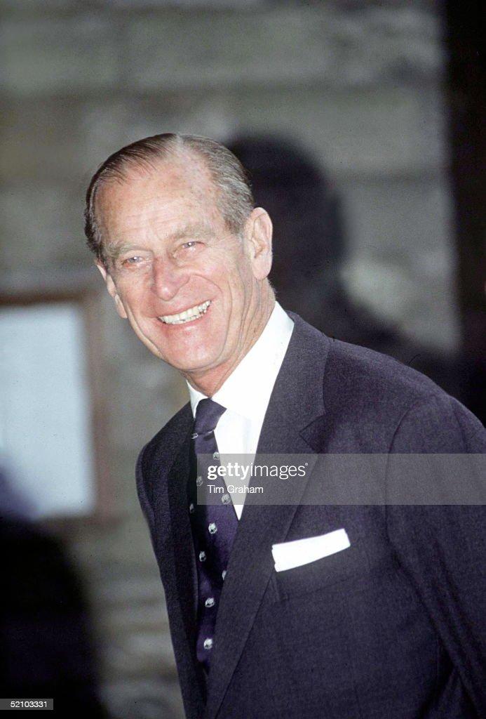 Prince Philip : News Photo