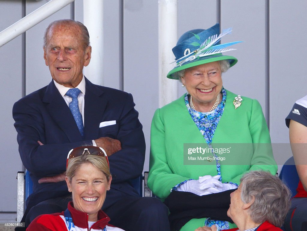 Royal Family & Celebrities At The 20th Commonwealth Games - Day 1 : News Photo