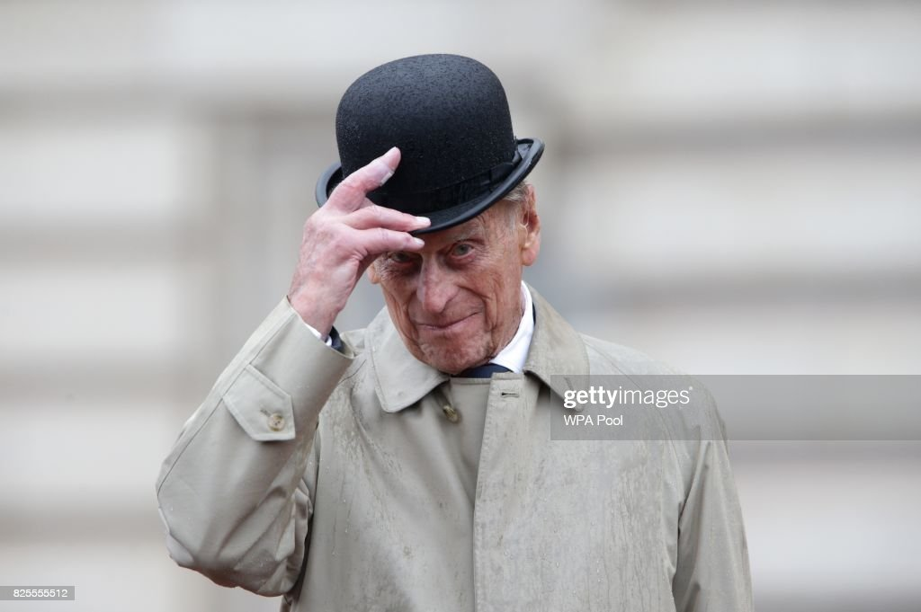 The Duke Of Edinburgh Attends The Captain General's Parade
