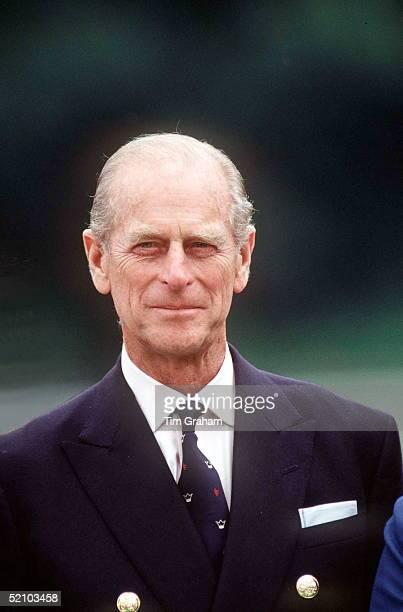 Prince Philip In Windsor