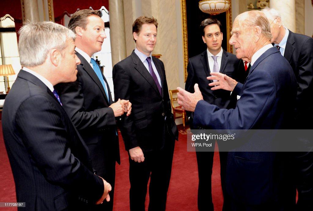 Duke Of Edinburgh's 90th Birthday