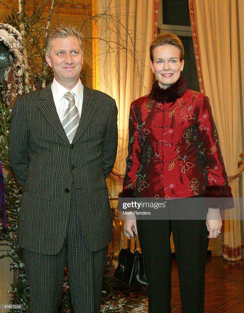 Christmas Concert At The Royal Palace : News Photo