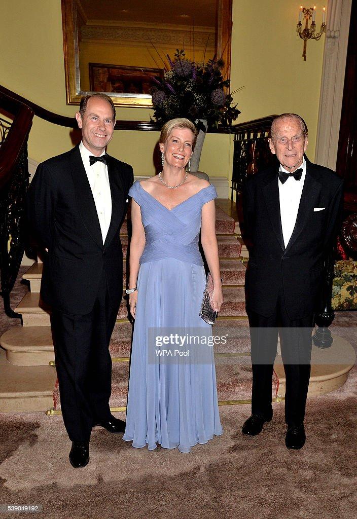 Duke Of Edinburgh Award Gala Evening : News Photo