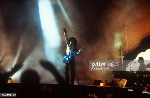Prince plays Charlotte Coliseum during the Lovesexy tour on September 24 1988 in Charlotte North Carolina 170612F1