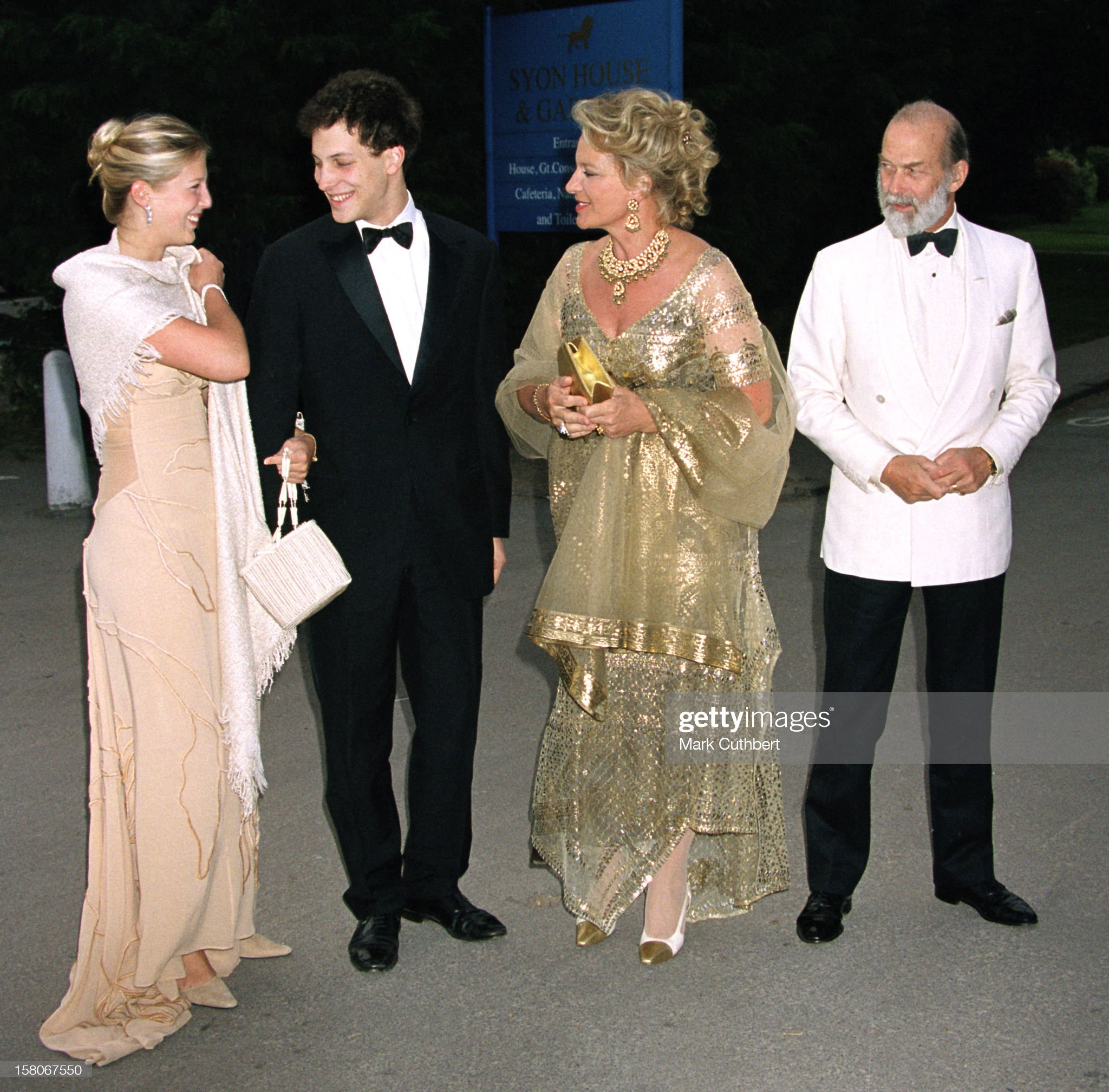 Greek Royal Christening Gala Dinner : News Photo