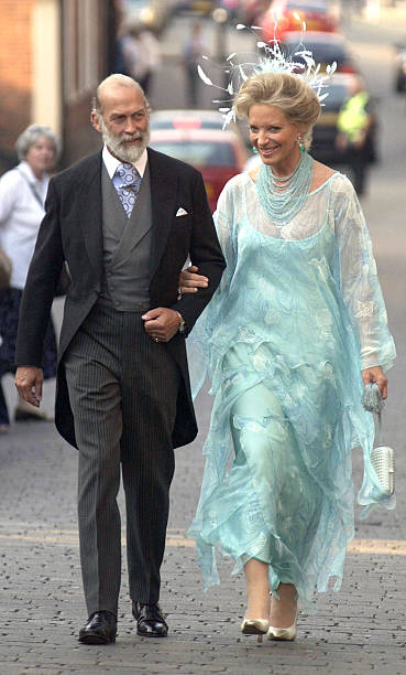 The Wedding Of Ben Goldsmith & Kate Rothschild Pictures | Getty Images