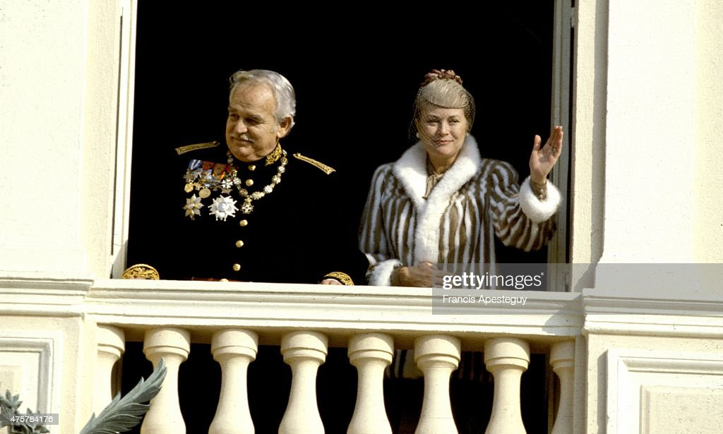 Rainier, Prince of Monaco : News Photo