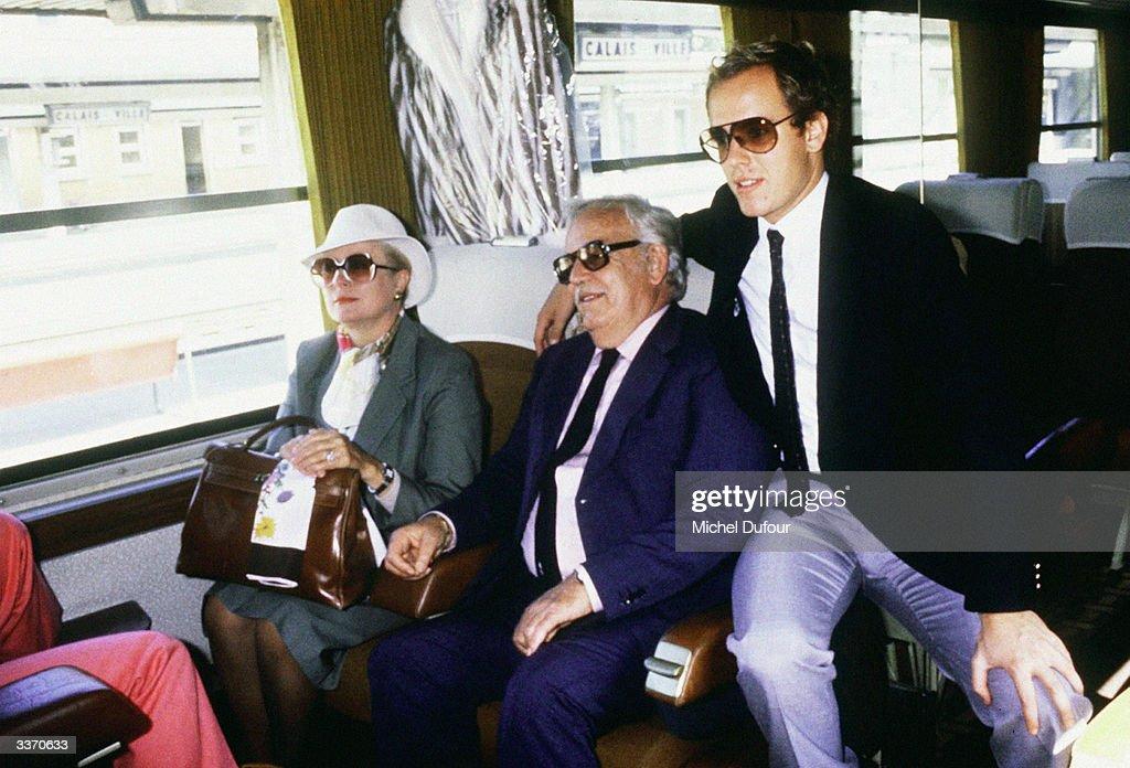 Retrospective On Prince Rainier : Foto jornalística