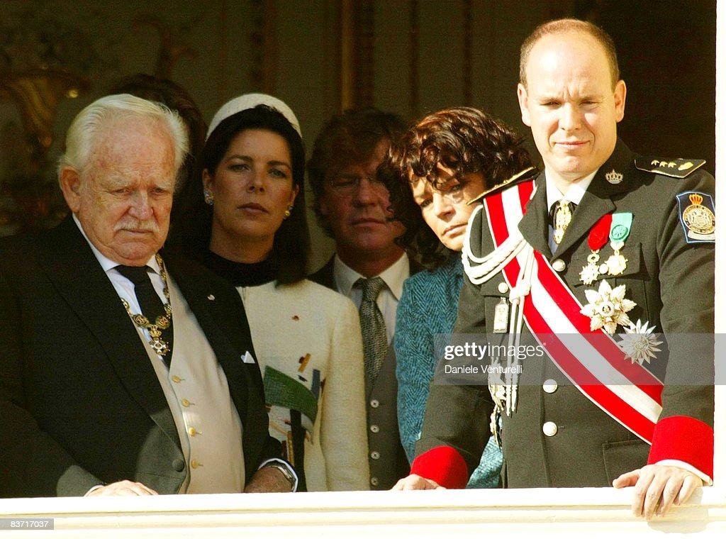 National Day Parade - November 19, 2003 - Monaco : News Photo