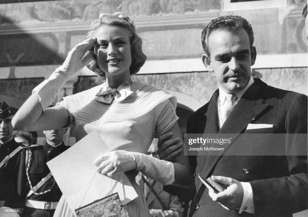 April 11 - 1950. Prince Rainier III Becomes Ruler of Monaco.