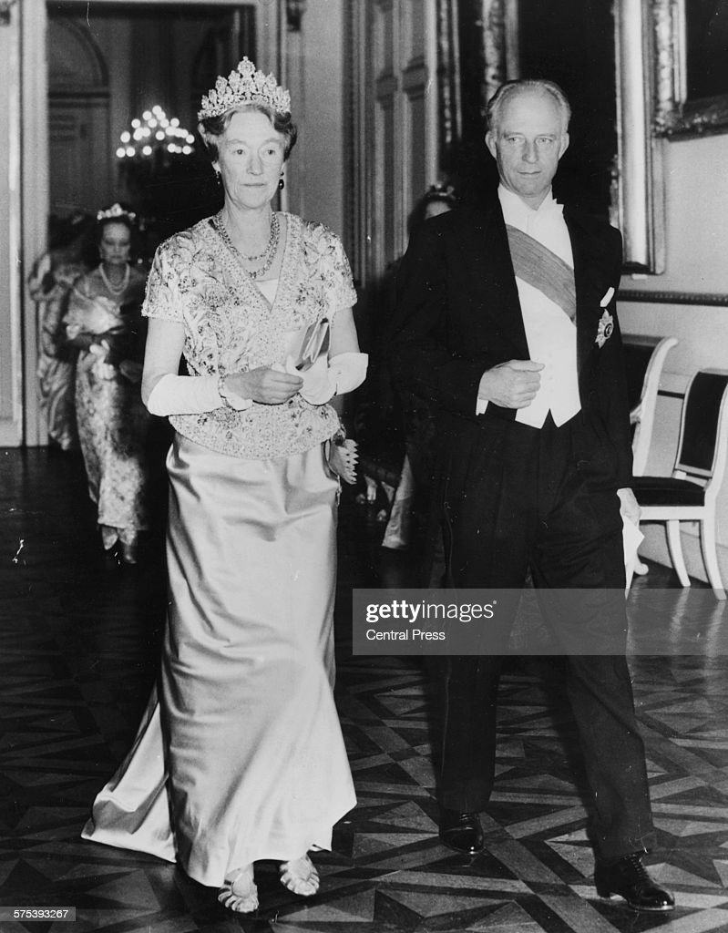 Charlotte And Leopold Of Luxembourg : News Photo