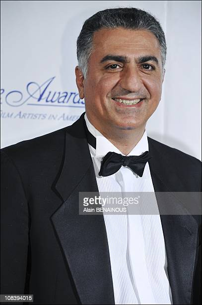 Prince Reza Pahlavi son of the Shah of Iran in New York United States on October 15th 2008