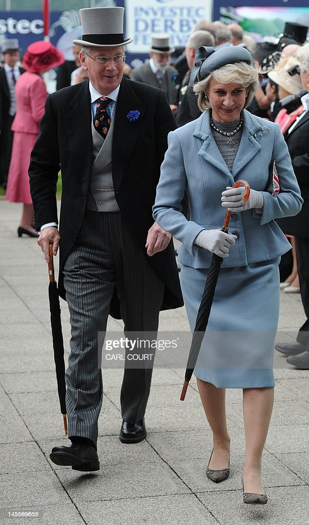 Prince Richard, Duke of Gloucester (L) a : News Photo