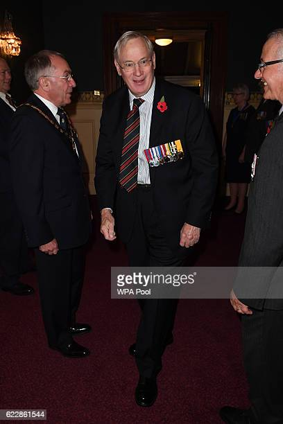 Prince Richard Duke of Gloucester attends the annual Royal Festival of Remembrance at the Royal Albert Hall on November 12 2016 in London England