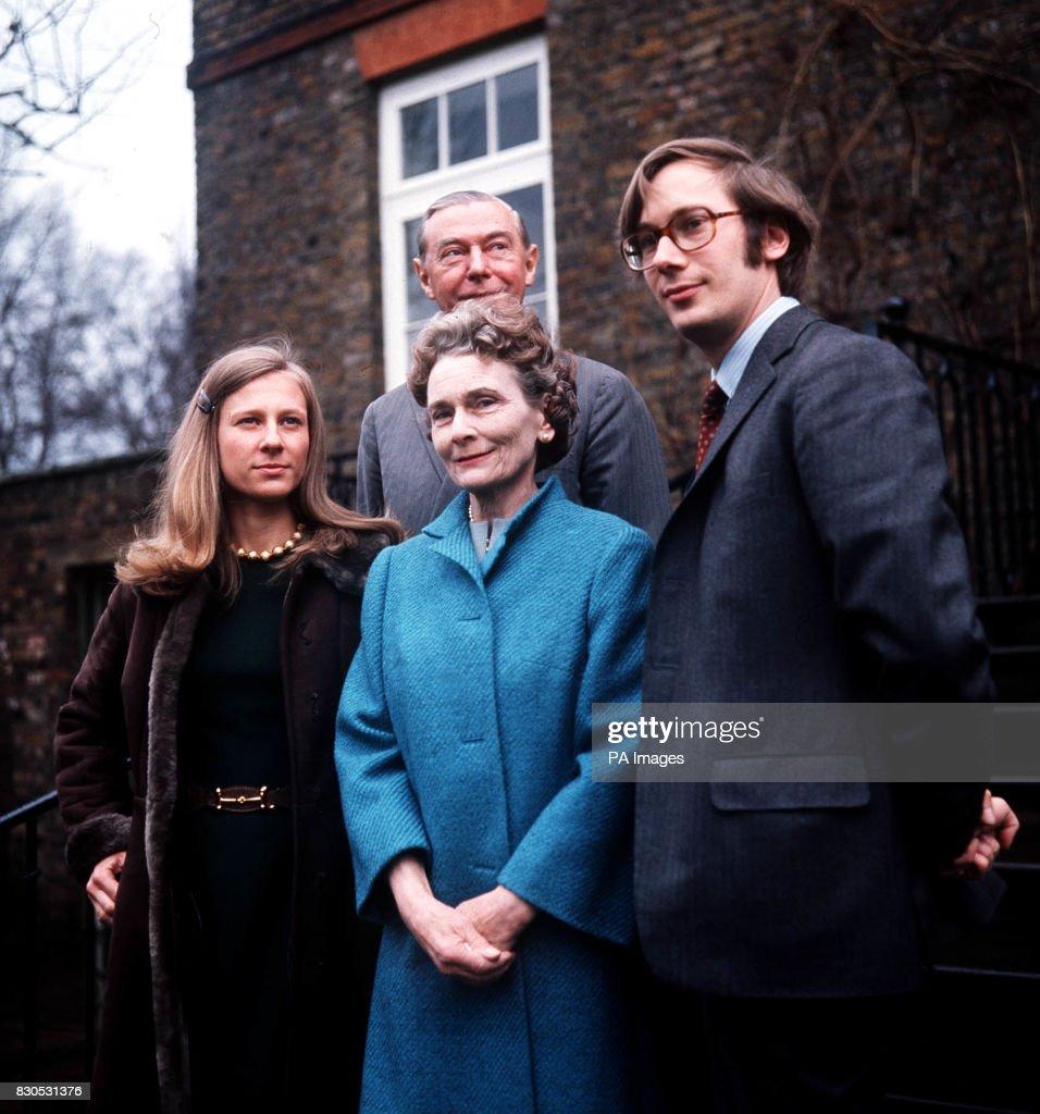 GLOUCESTER ENGAGEMENT: 1972 : Nieuwsfoto's