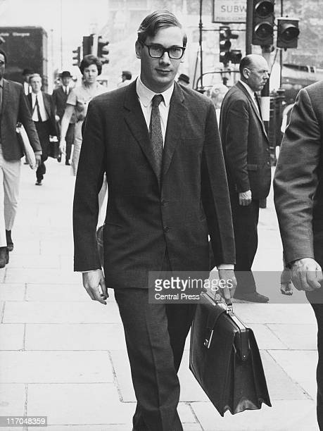 Prince Richard of Gloucester, on his work to work at the Offices Development Group of the Ministry of Public Building and Works, UK, 1966. He has a...