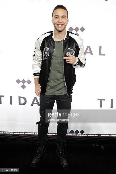 Prince Royce attends TIDAL X 1015 at Barclays Center on October 15 2016 in New York City