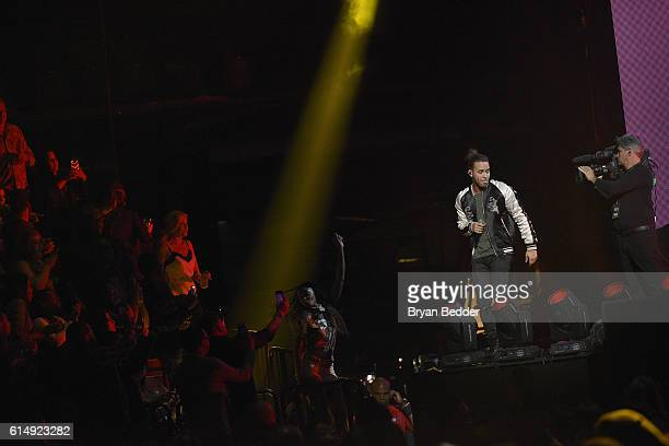 Prince Royce performs onstage during TIDAL X 1015 on October 15 2016 in New York City
