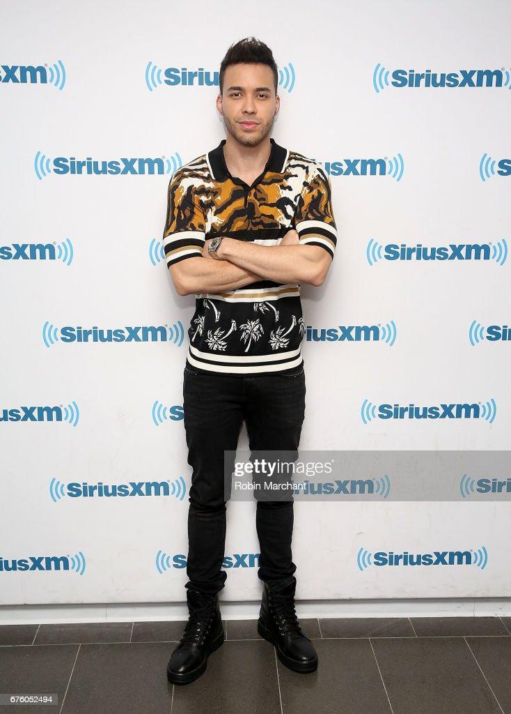 Celebrities Visit SiriusXM - May 2, 2017