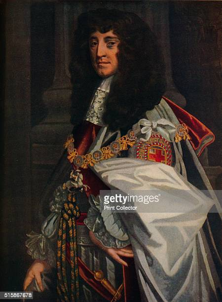 Prince Rupert Count Palatinate' circa 1670 Painting held at the National Portrait Gallery London From The Connoisseur Vol LXXV [The Connoisseur...